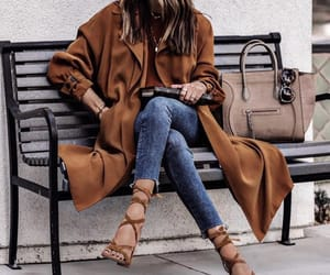 bag, beauty, and heels image