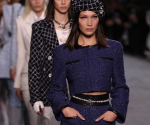 blue, celebrity, and chanel image