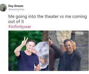 cool, film, and Hulk image
