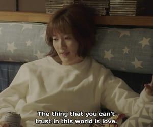 caps, Korean Drama, and subs image
