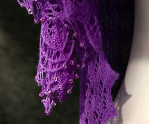 lace shawl, knit shawl, and wedding lace shawl image