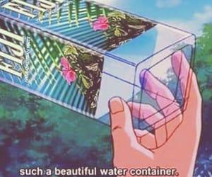 anime and vinatge image