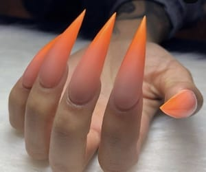 art, claws, and nails image