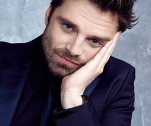 sebastian stan, Marvel, and winter soldier image