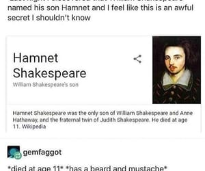 funny, Hamlet, and hilarious image