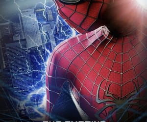 film, movie, and spiderman image