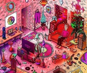 alternative, cartoon, and grunge image