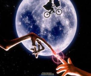 E.T, film, and movie image