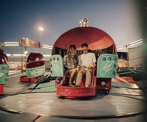 boyfriend, couple, and fun image