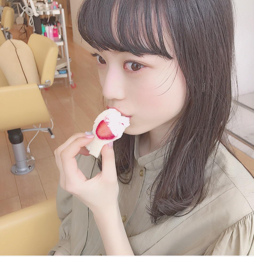 eating, ゆふちゃん, and model image