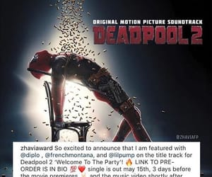 deadpool, diplo, and music image