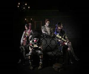 band, yoshiatsu, and clown image