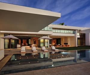 luxury and pool image