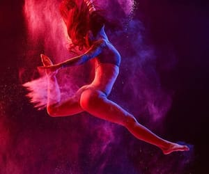 ballet, dance, and powder image