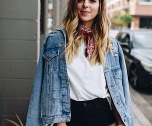 outfit and denim image