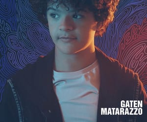 stranger things and gaten matarazzo image