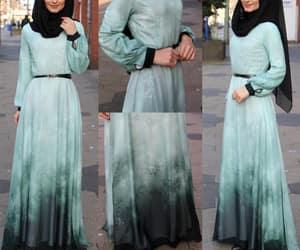 hijab, stylish, and modest fashion image