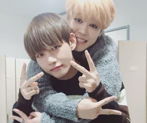 taehyung and jimin image