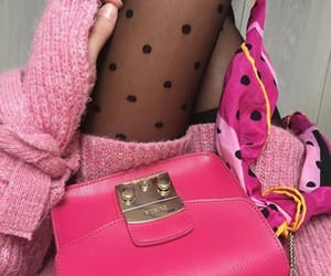 bag, furla, and spring image