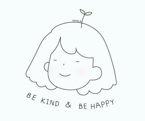 happy, kind, and quotes image