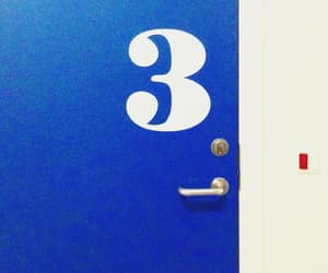 doors, numbers, and photography image
