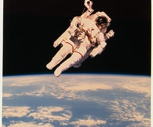 space and astronaut image