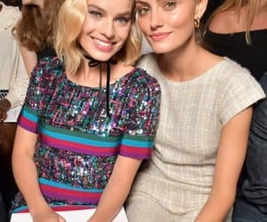 celebrity, chanel, and margot robbie image