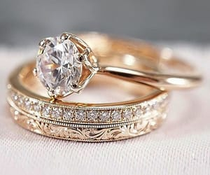 jewels, luxury, and ring image