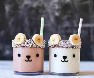 banana and smoothie image