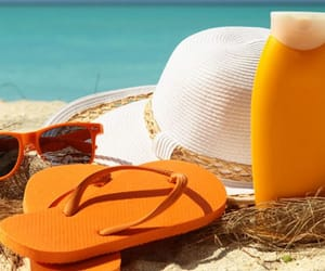 skin care treatment and summer skin care tips image