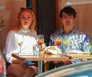 actress, sophie turner, and jophie image