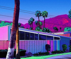 pixel, aesthetic, and vaporwave image