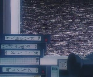 anime, lofi, and vhs image