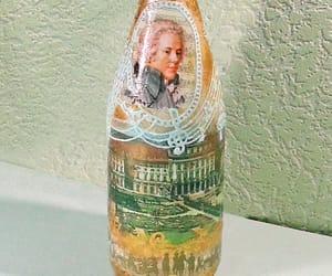 amadeus, decorative bottle, and altered bottle image
