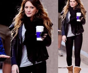 actress, coffee, and paparazzi image