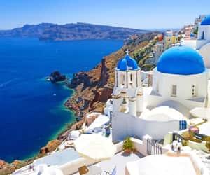 Greece, islands, and mykonos image