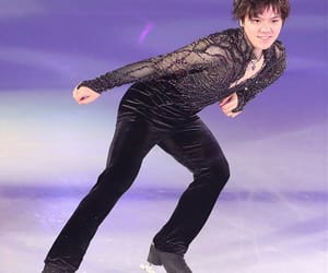 figure skating, piw, and shoma uno image