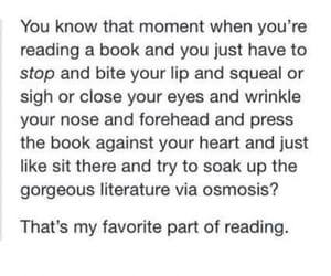 books, favorite, and feelings image