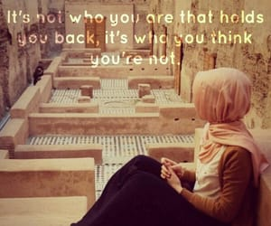 inspiration, muslim, and words image