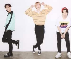 JYP, k-pop, and got7 image