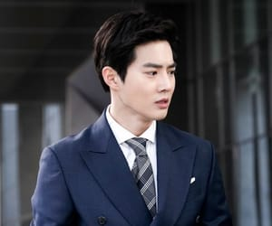 exo, junmyun, and korean image