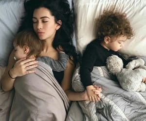 baby and family image
