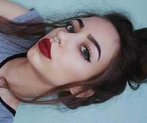 aesthetic, make up, and beautiful image