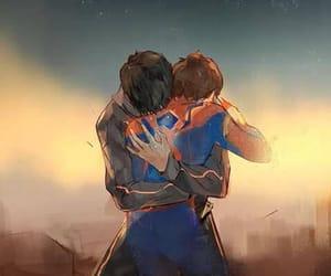 infinity, the avengers, and tony stark image
