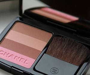 chanel, makeup, and blush image
