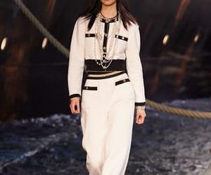 chanel, models, and runway image