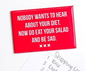 magnet, gift idea, and diet image