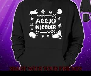 sweatshirt, fantastic beasts, and niffler image