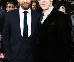 tom hiddleston, benedict cumberbatch, and Avengers image