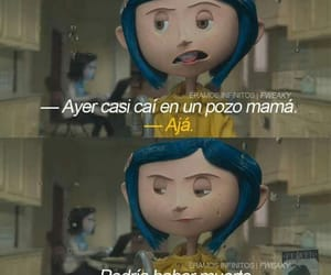 coraline, quotes, and movie image